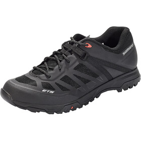 Shimano SH-ET5 Bike Shoes, black